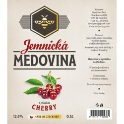 JEMNICKÁ MEDOVINA - CHERRY