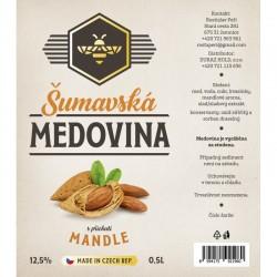 JEMNICKÁ MEDOVINA - MANDLE