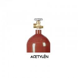 Acetylén 50L (10kg)